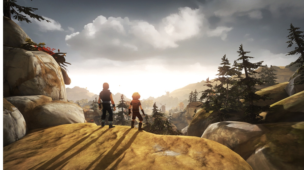 Image de Brothers: a Tale of two Sons - Walkthrough video