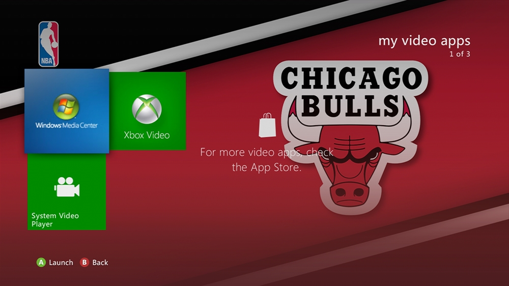 Image from NBA - Bulls Highlight Theme