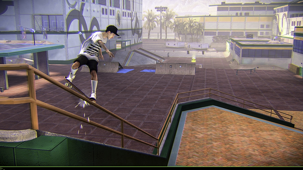 Image from THPS5 Xbox Exclusive Pack