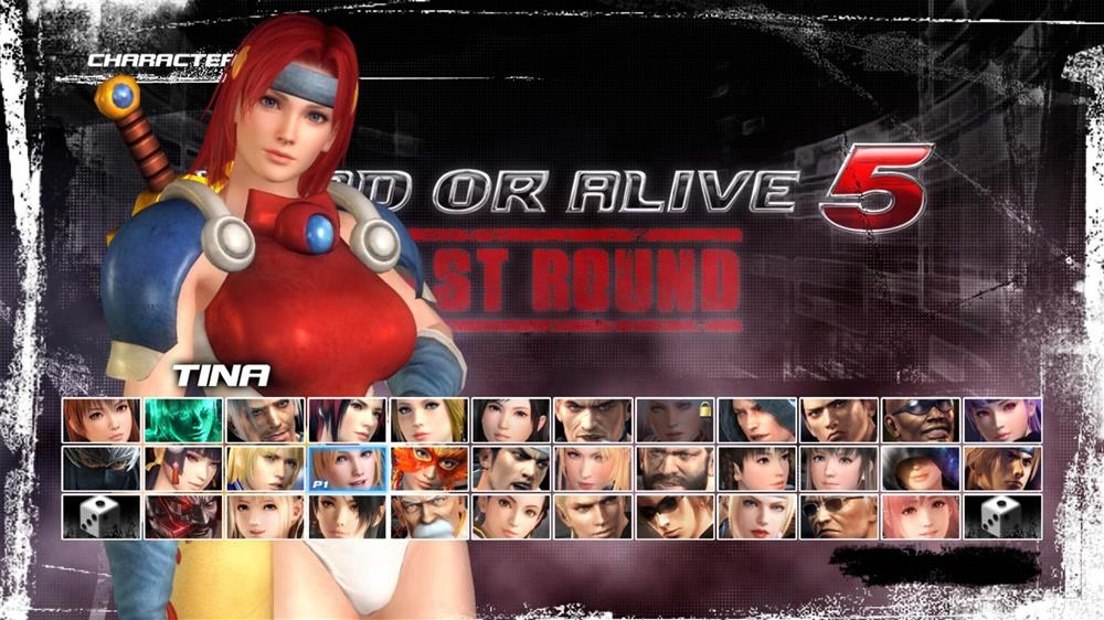 Image from DOA5LR Falcom® Mashup - Tina & Mail