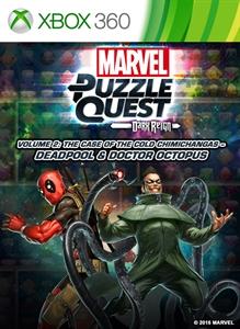 Marvel Puzzle Quest: Dark Reign -Volume 2: Il caso delle chimichangas fredde – Deadpool & Doctor Octopus