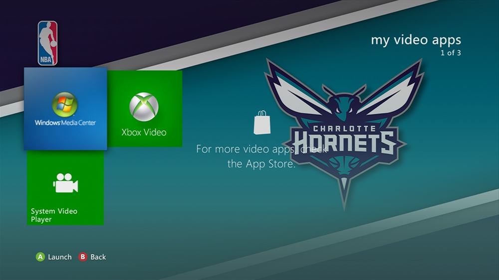 Image de NBA - Hornets Highlight Theme