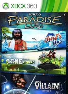 Tropico 5 Paradise Lost boxshot