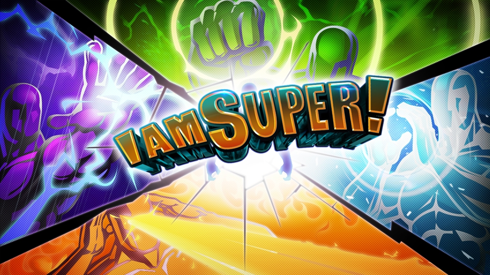 Image from I Am Super!