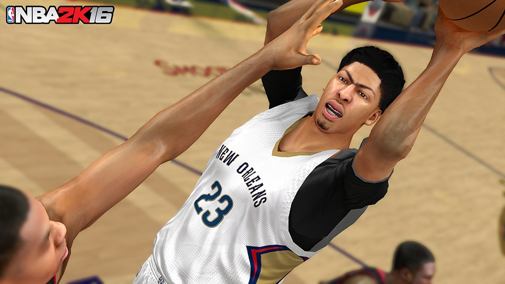 Image from NBA 2K16