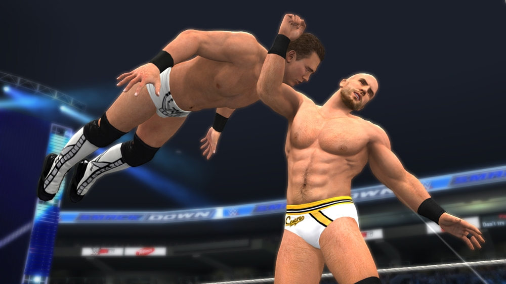Image from WWE 2K16