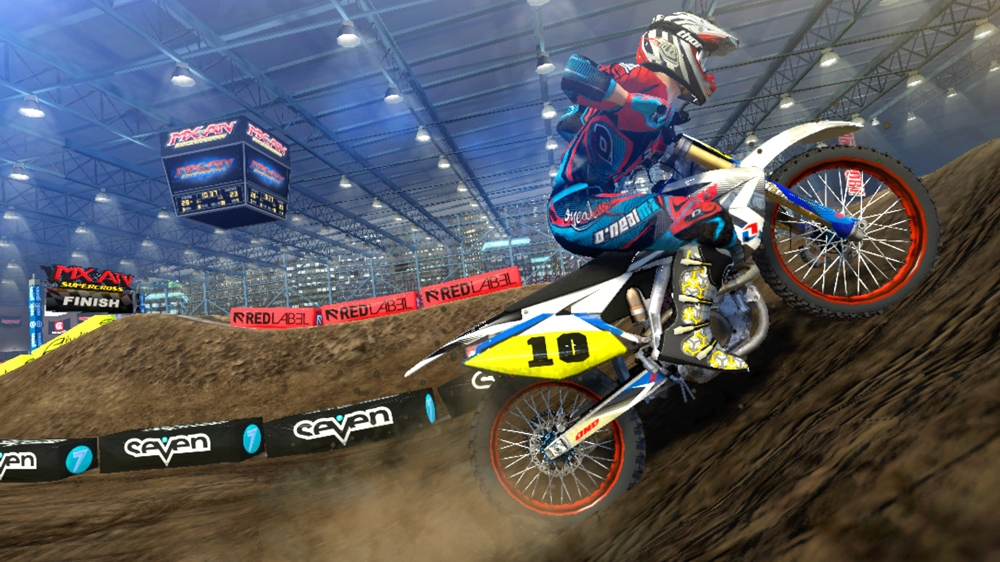 Obraz z MX VS ATV Supercross