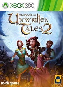 The Book of Unwritten Tales 2 boxshot