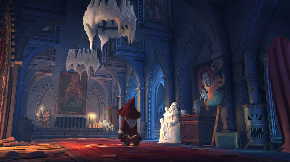 Image de The Book of Unwritten Tales 2