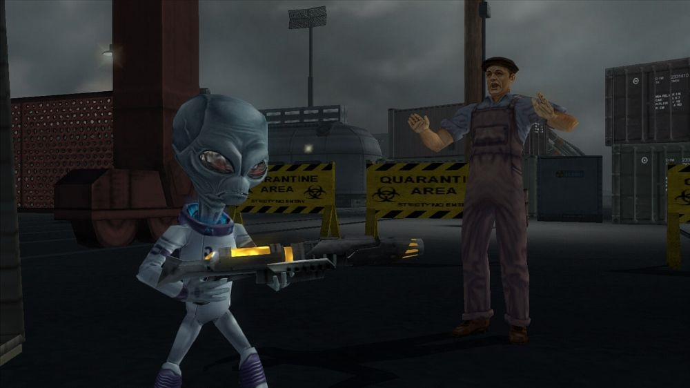 Bild von Destroy All Humans