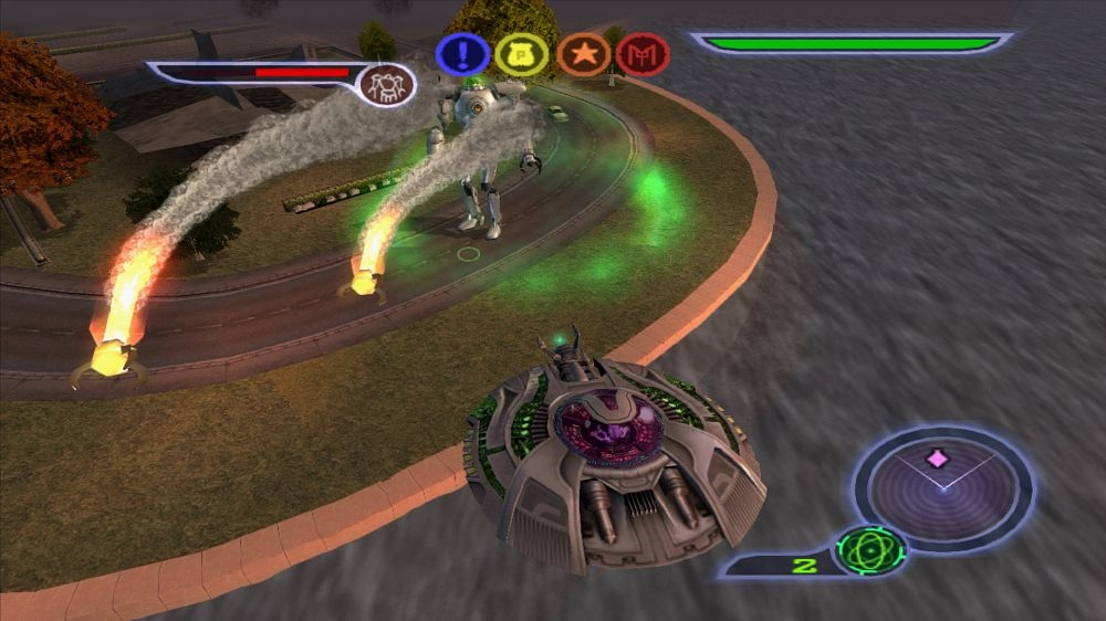 Image from Destroy All Humans
