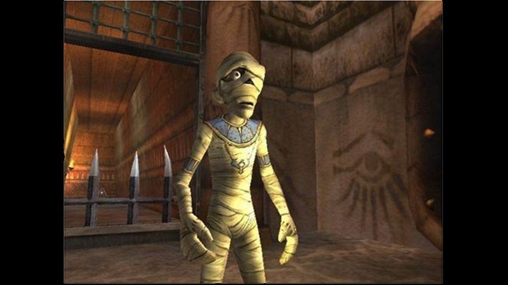 Image from Sphinx & the Cursed Mummy