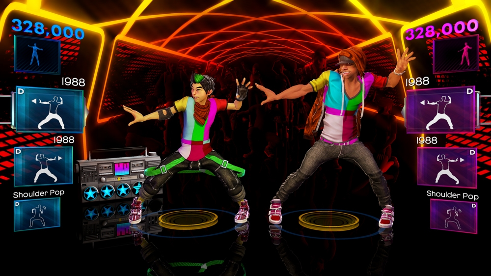 Bild frn Dance Central 2