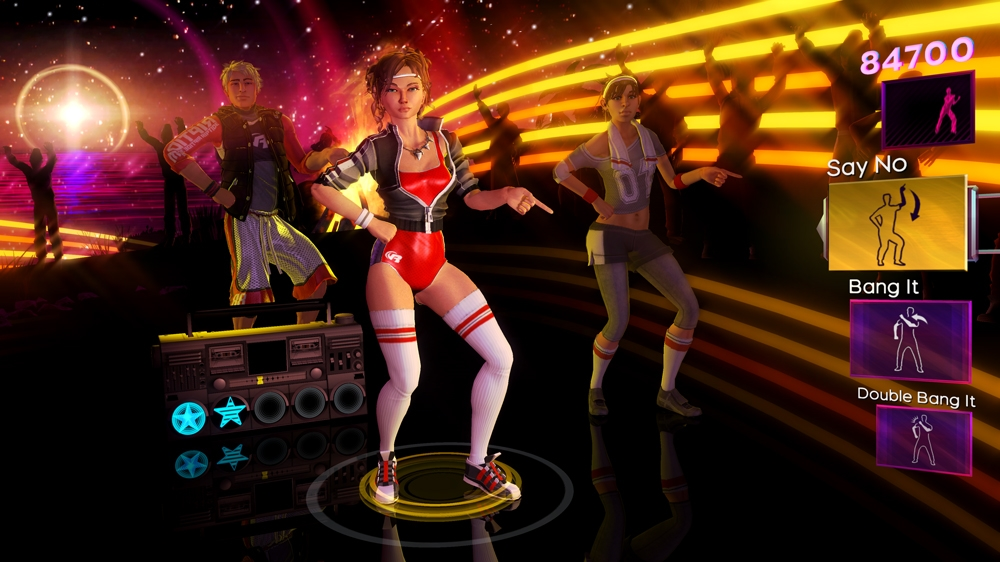 Image from Dance Central™ 2