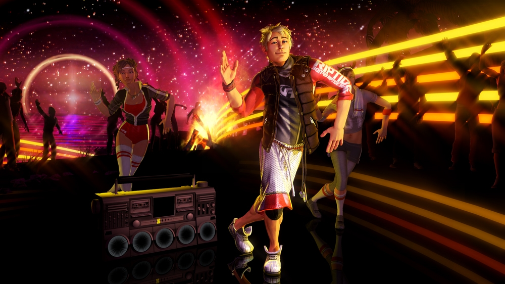 Imagem de Dance Central 2