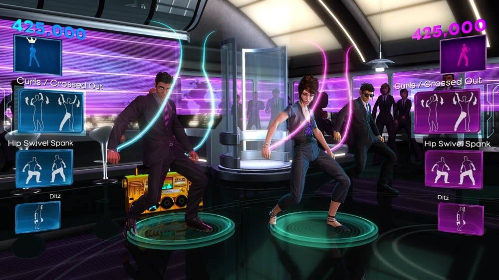 Image from Dance Central™