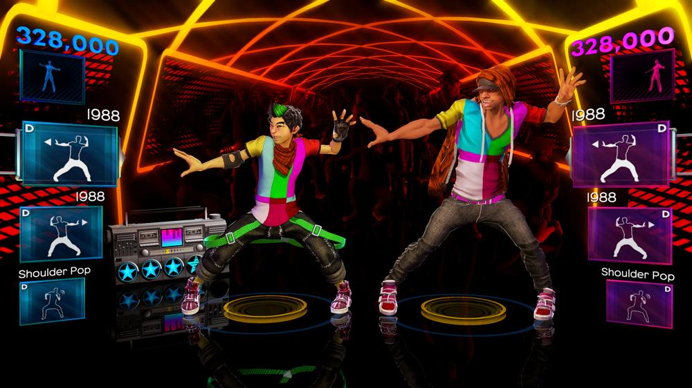 Image from Dance Central™ 2 Demo