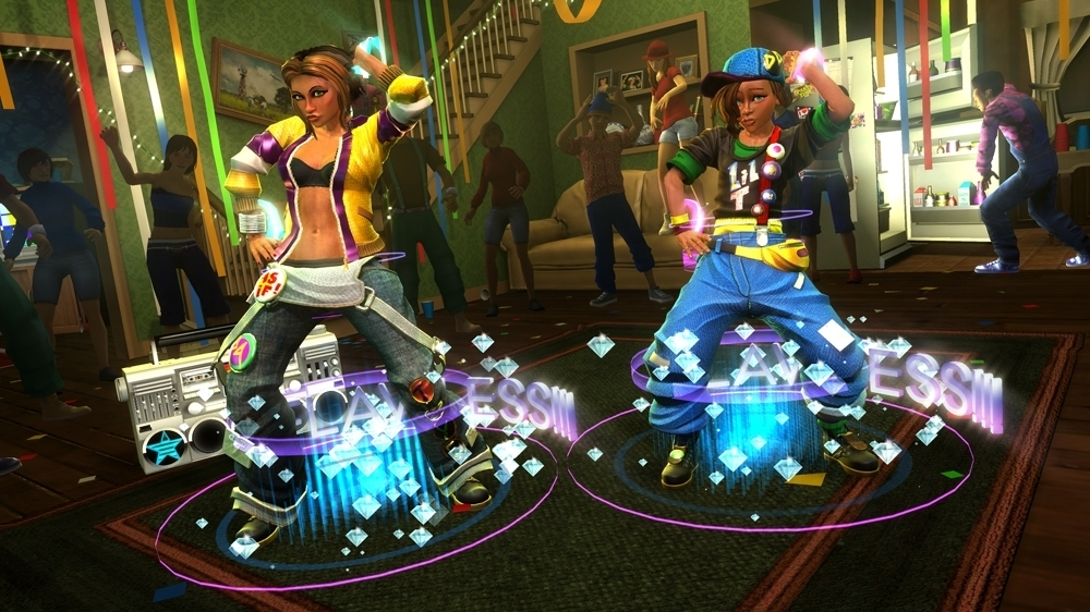 Kép, forrása: Dance Central™ 3 Demo