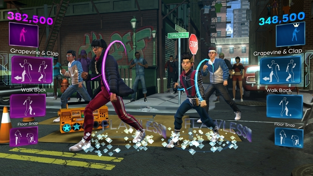 Image from Dance Central™ 3 Demo