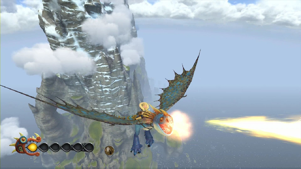 Image from Dragons 2