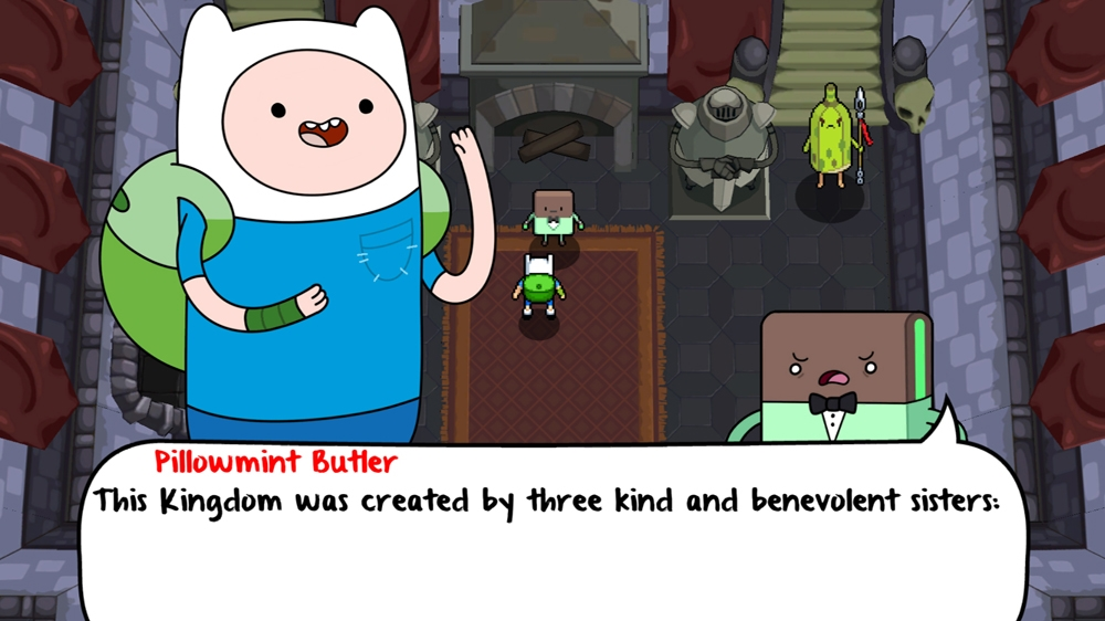 Image from Adventure Time: Secret (2014)