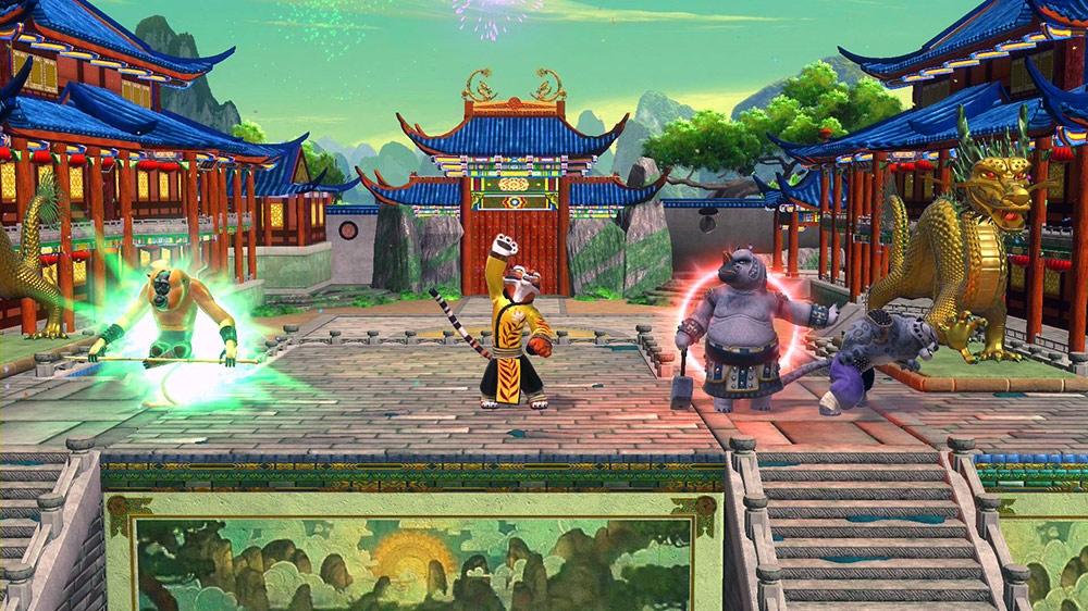 Image from Kung Fu Panda