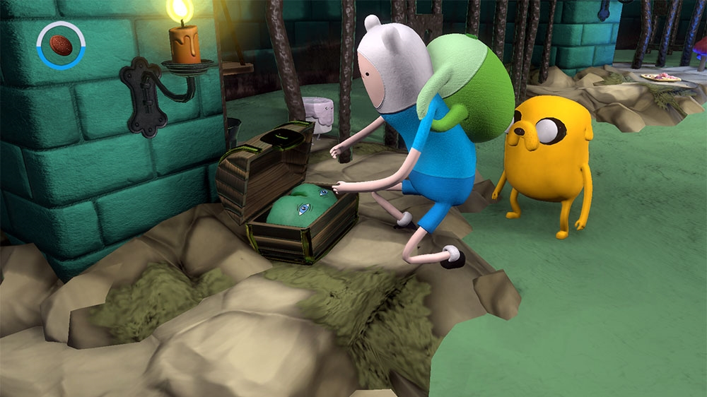 Image from Adventure Time: FJI