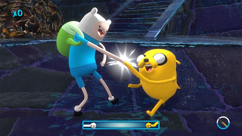 Billede fra Adventure Time: FJI