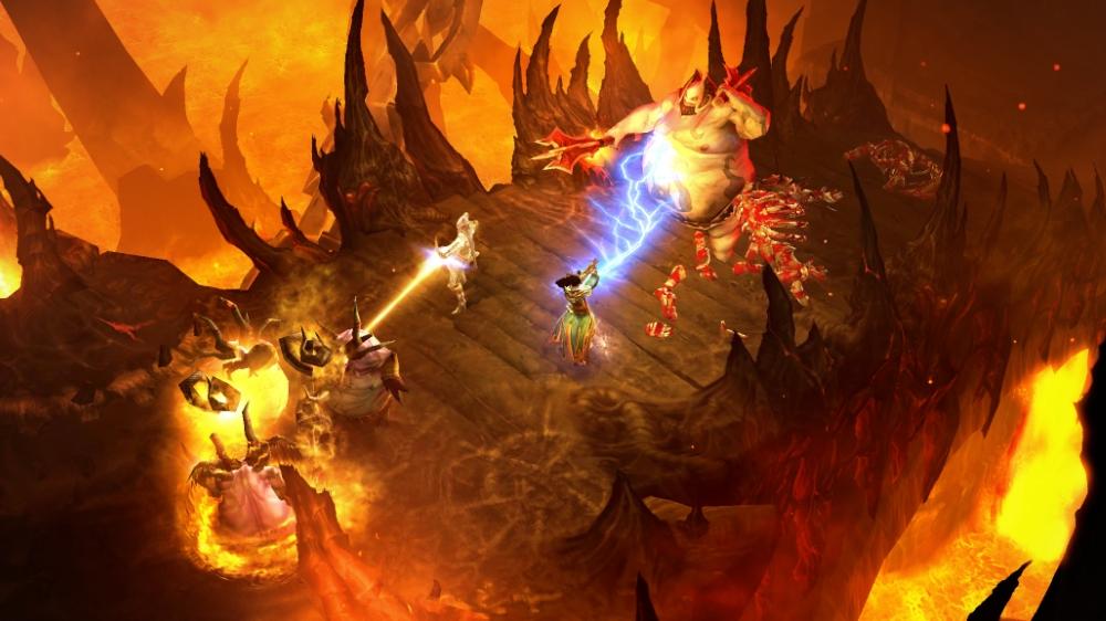 Kuva pelistä Diablo III