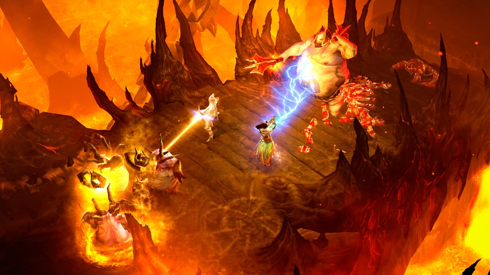 Image from Diablo III: RoS demo