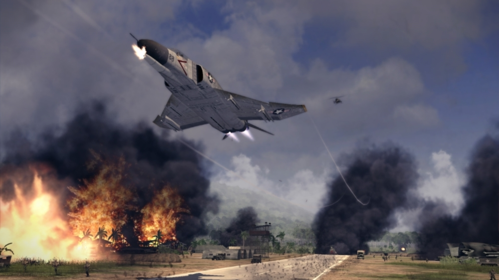 Imagenes Air Conflicts Vietnam XBOX 360