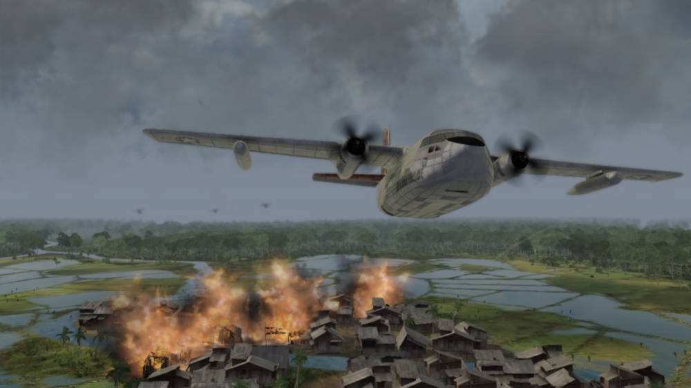 Image from Air Conflicts: Vietnam