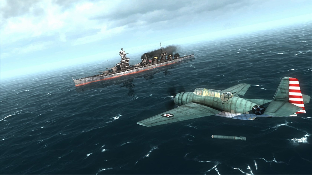 Image de Air Conflicts: Pacific Carriers - Demo
