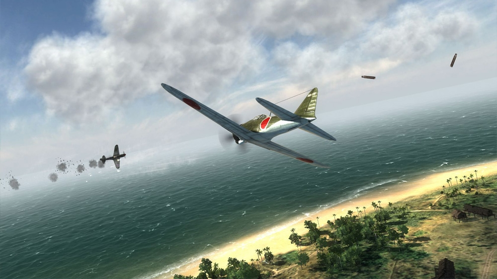 Bild von Air Conflicts: Pacific Carriers - Demo