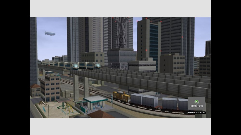 Image from A-Train HX
