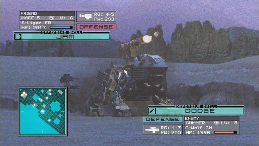 Image from Zoids Assault