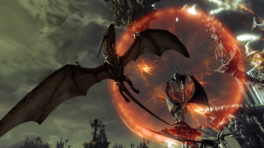 Image from Divinity II: The Dragon Knight Saga