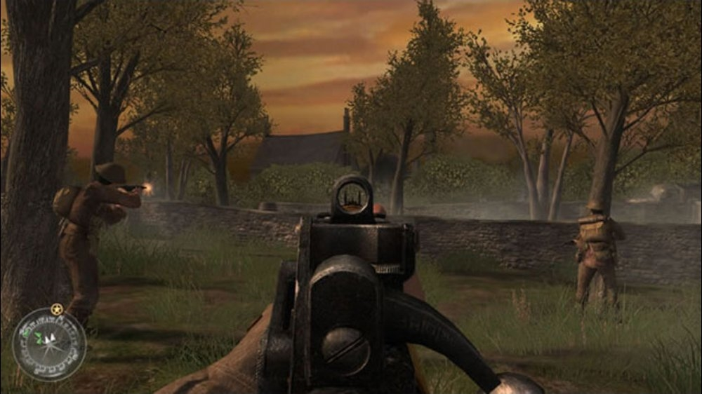 Image from Call of Duty 2