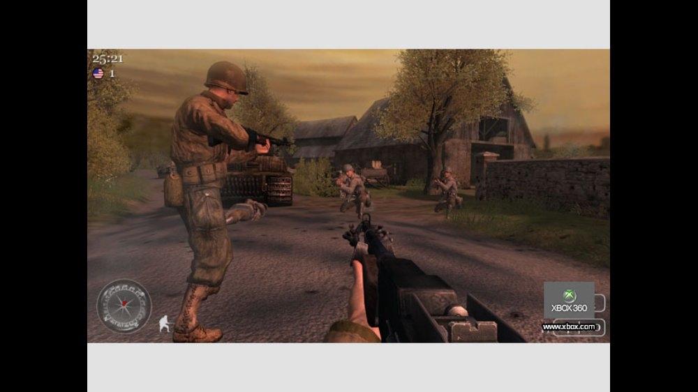 Call of Duty® 2 の画像