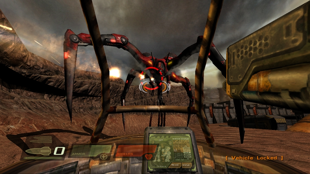 Image from QUAKE 4