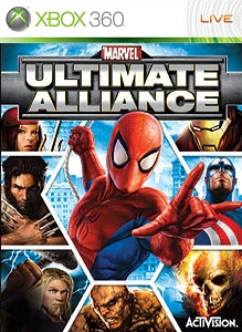Marvel Ult. Alliance