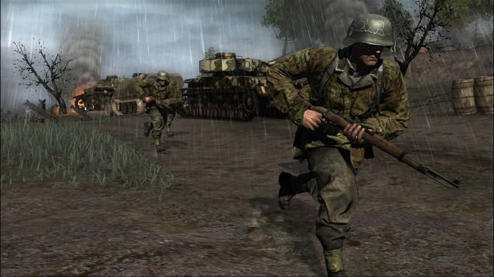 Image from Call of Duty 3