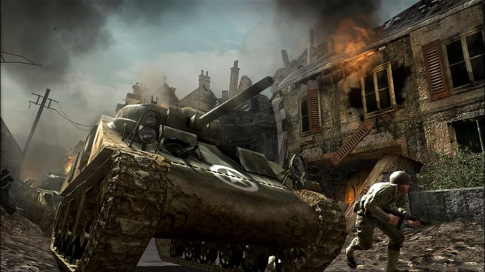 Image from Call of Duty® 3