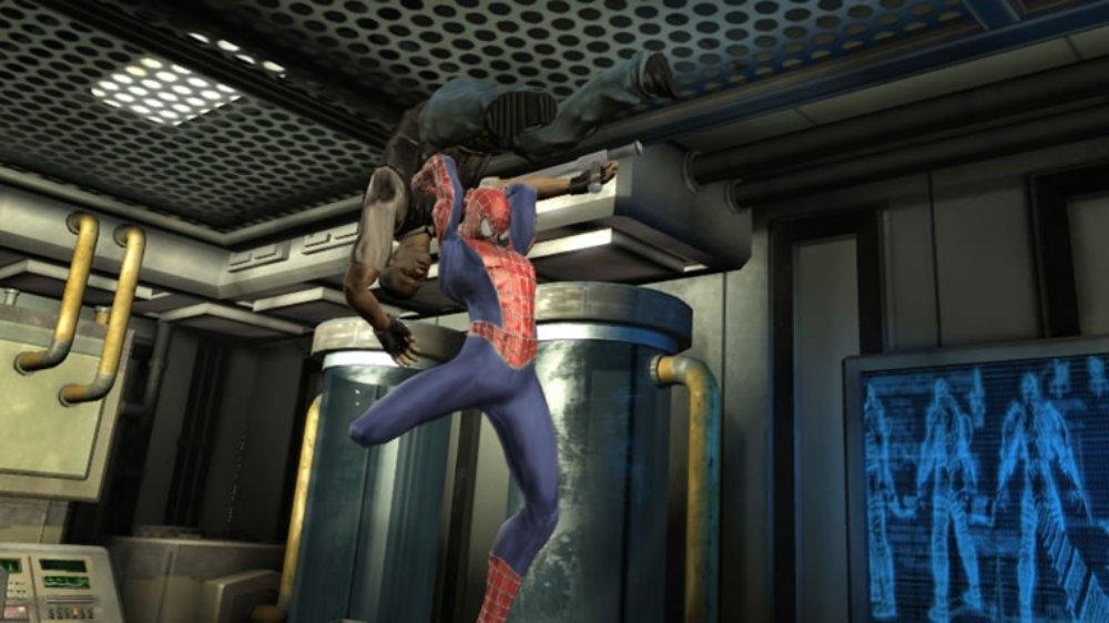 Snímek ze hry Spider-Man 3
