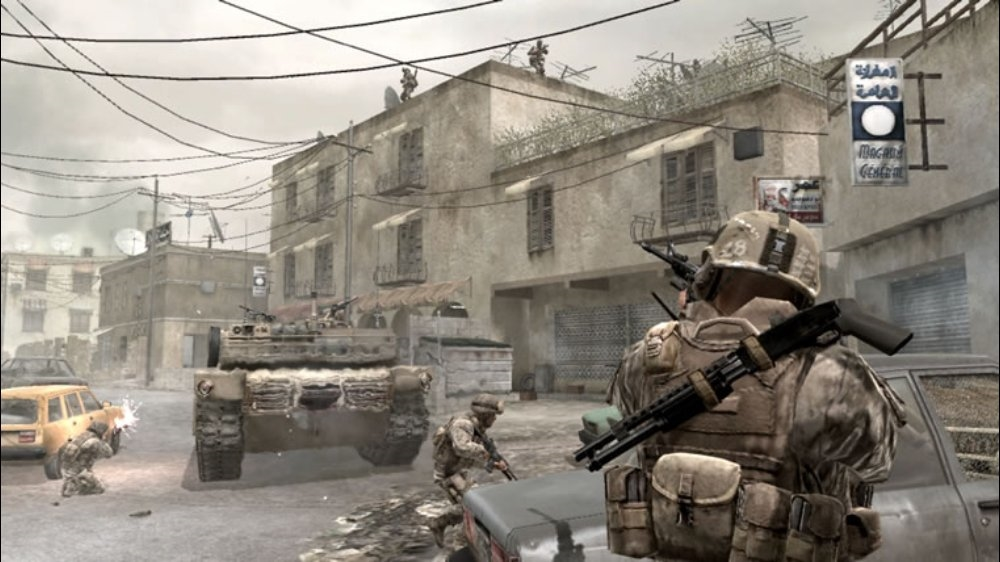 Image from Modern Warfare®