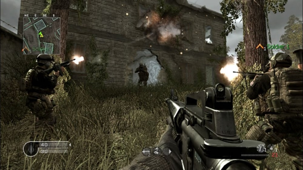 Image from Modern Warfare