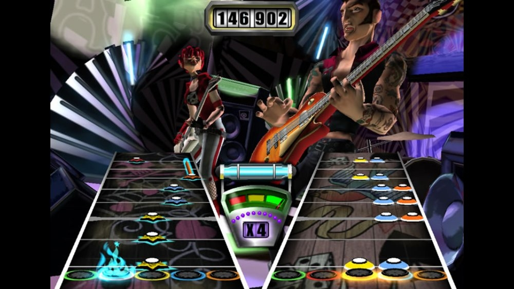 Image from Guitar Hero II