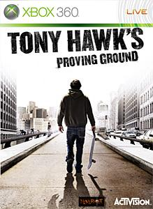 Tony Hawk's Proving Ground Gamer Picture Pack 1