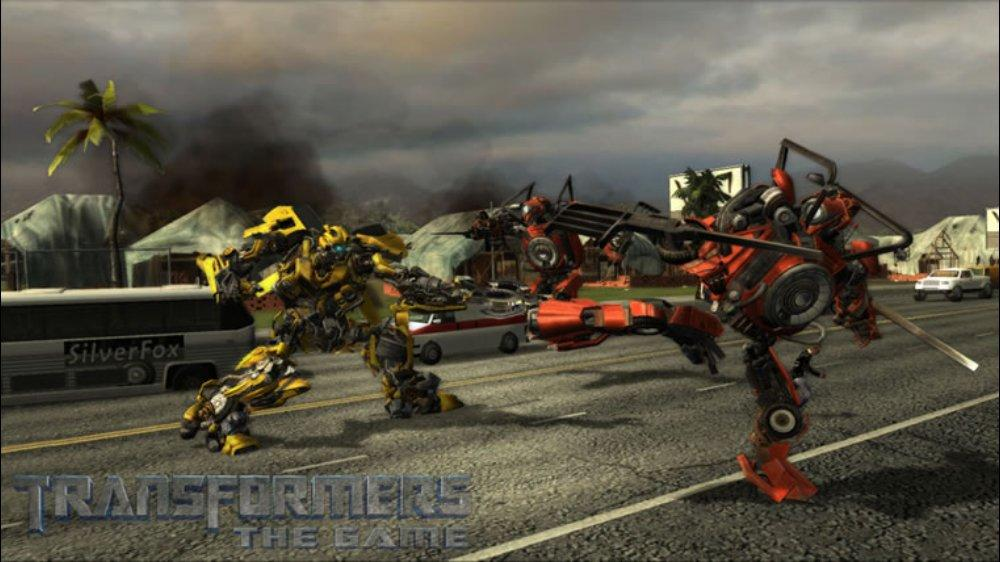 Image from Transformers: The Game