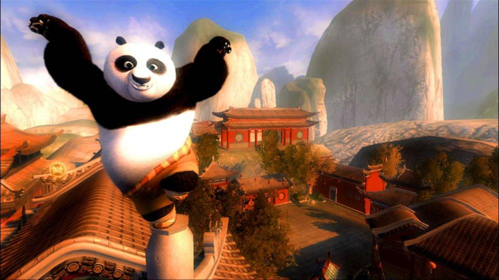 Image from Kung Fu Panda